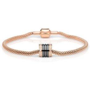 Bering Bead-Armband-Set Energetic-180 200 Set 2-tlg mit Zirkonia