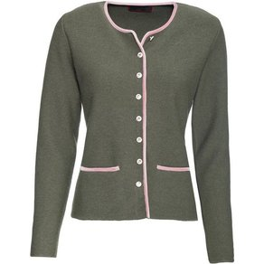 Reitmayer Linksstrickjacke