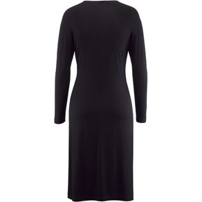 Alba Moda Kleid mit modischer Wickeloptik