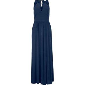 Alba Moda Strandkleid mit amerikanischem Armausschnitt