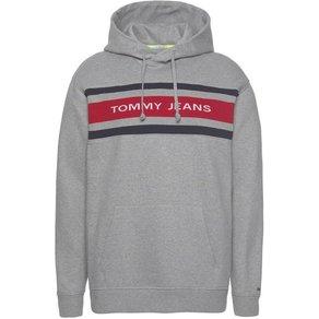 TOMMY JEANS Kapuzensweatshirt TJM FLEECE HOODIE