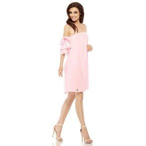 lemoniade Sommerkleid mit Carmen-Ausschnitt