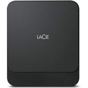 Lacie Portable SSD Externe Festplatte Verschiebung auf ein Flash-Laufwerk