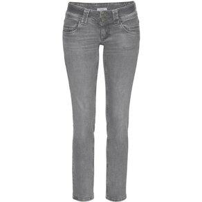 Pepe Jeans Straight-Jeans VENUS WISER WASH mit aufwändiger Stickerei