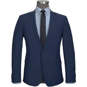 Strellson Anzug Allen-Mercer 2-tlg Stretch Slim Fit