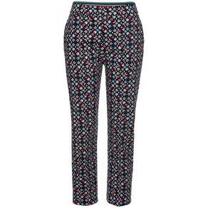 Pepe Jeans 7 8-Hose LISA mit graphischem Allovermuster