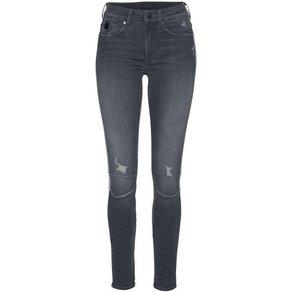 G-Star Raw RAW Skinny-fit-Jeans Biwes Stripe High Skinny Wmn mit seitlichem Kontraststreifen