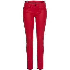 Pepe Jeans Skinny-fit-Jeans PIXIE mit trendiger Glanzbeschichtung