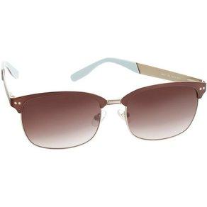 MORE MORE Sonnenbrille Set inkl Etui Federscharnier