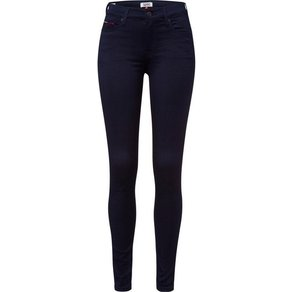 TOMMY JEANS Skinny-fit-Jeans MID RISE SKINNY NORA BGBST mit Tommy Streifen auf der Coinpocket Jeans Badge