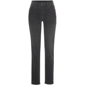 MAC Stretch-Jeans Melanie-Glitter-Galloon Glitzer-Galon an auf den Seitennähten