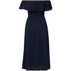 TOM TAILOR Denim Off-Shoulder-Kleid Carmen-Kleid