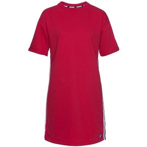 Superdry Sweatkleid GEORGIA SHORT SLEEVE SWEAT DRESS im Trend Athleisure