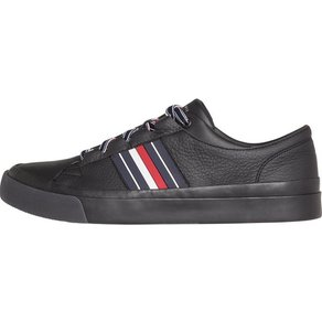 Tommy Hilfiger Sneaker CORPORATE LEATHER LOW SNEAKER
