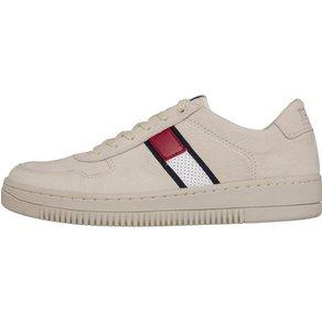TOMMY JEANS Tommy Jeans Sneaker TJ NUBUCK BASKET SNEAKER
