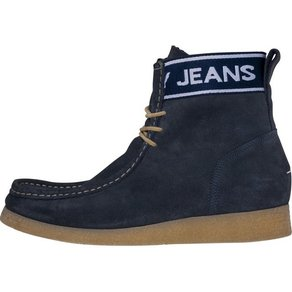 TOMMY JEANS Tommy Jeans Boots CREPE OUTSOLE SUEDE WALLABY