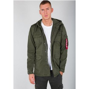 alpha industries Alpha Industries Fieldjacket Huntington Hood