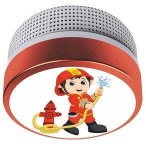 Elro Mini Rauchmelder für Kinderzimmer FS8110