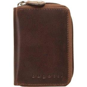 Bugatti Brieftasche ROMANO 1-tlg Kreditkartenfächer