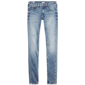 TOMMY JEANS Skinny-fit-Jeans LOW RISE SKINNY SOPHIE ORGK mit den typischen Tommy Jeans Details