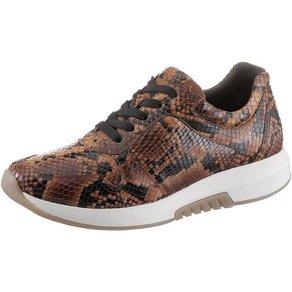 Gabor Rollingsoft Keilsneaker in angesagter Reptilienoptik