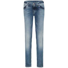 Garcia Slim-fit-Jeans mit niedriger Taille