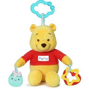 Clementoni Plüschfigur Winnie the Pooh Aktivitäts-Plüsch