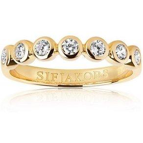 Sif Jakobs Jewellery Ring mit Zargenfassung SARDINIEN SETTE
