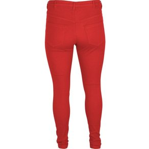 Zizzi Slim-fit-Jeans Amy Damen Jeans Super Slim Jeanshose Stretch Hose Grosse Grössen