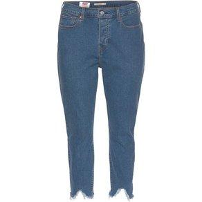 Levi s Plus Skinny-fit-Jeans 315 mit Fransensaum