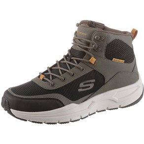 Skechers Escape Plan 2 0 Sneaker aus wasserabweisendem Material