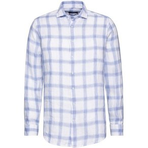seidensticker Leinenhemd Modern Fit