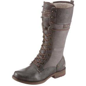 mustang shoes Mustang Shoes Winterstiefel mit variabler Schaftweite