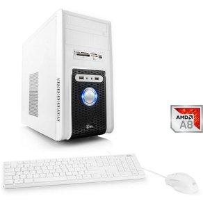 Csl Multimedia PC AMD A8-9600 Radeon R7 8 GB DDR4 RAM SSD Sprint T4869 Windows 10 Home