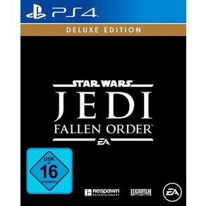 Electronic Arts Star Wars Jedi Fallen Order Deluxe Edition PlayStation 4