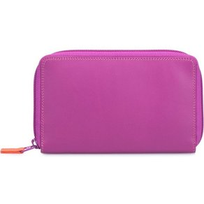 Mywalit Zip Around Purse Geldbörse Leder 11 cm