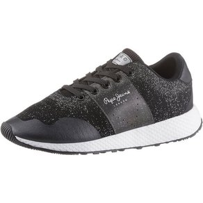 Pepe Jeans Koko Sandy Sneaker im Materialmix