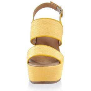 Alba Moda Sandalette in sommerlichem Design