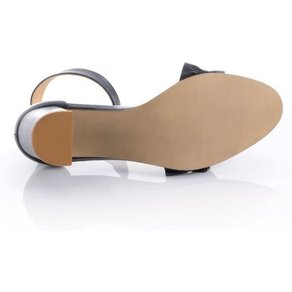 Alba Moda Sandalette mit eleganter Raffung
