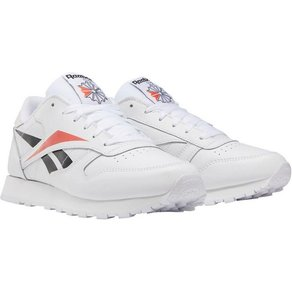 Reebok Classic Classic Leather Overbranded Pack Sneaker