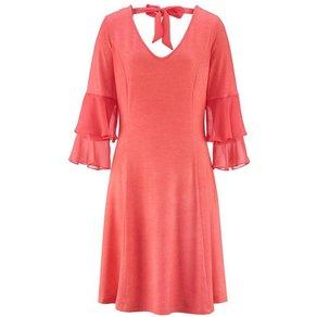Alba Moda Kleid mit Chiffon
