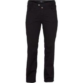 Zizzi Regular-fit-Jeans Gemma Jeans Grosse Grössen Damen High Waist Slim Stretch Hochschnitt