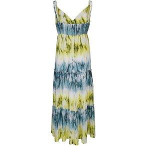 Alba Moda Strandkleid mit Batikdruck