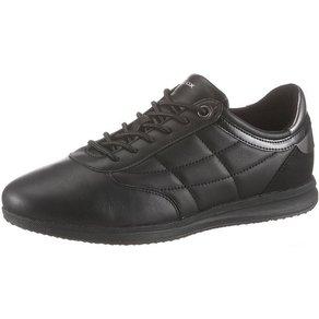Geox DONNA AVERY Sneaker mit Metallic-Einsatz an der Ferse