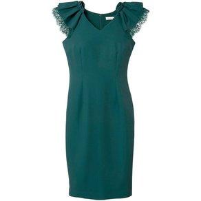 GUIDO MARIA KRETSCHMER Abendkleid mit eleganter Schulterbetonung