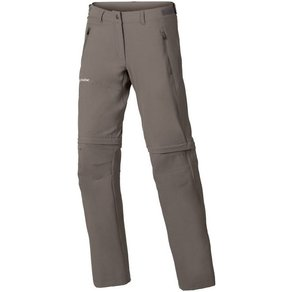 Vaude Hose Farley Stretch ZO T-Zip Pants Damen