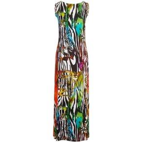 Alba Moda Strandkleid mit grosszügigem Ausschnitt