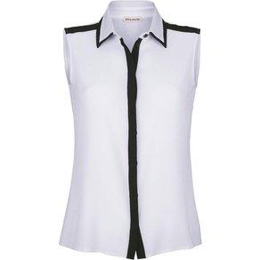 Alba Moda Blusentop in klassischer Hemdblusen-Form