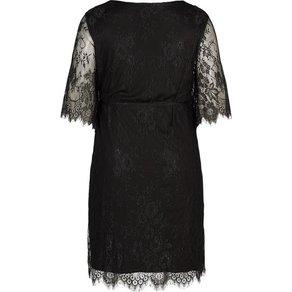 Zizzi Spitzenkleid Damen Grosse Grössen 3 4 Arm Spitze Elegant Abendkleid