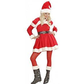 OTTO Sexy Lady Santa Weihnachtskostüm Plüsch